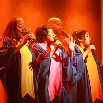 The Original USA Gospel Singers & Band: Oh Happy Day!