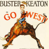 Sven Wortmann: organ meets film - Buster Keaton: Go west