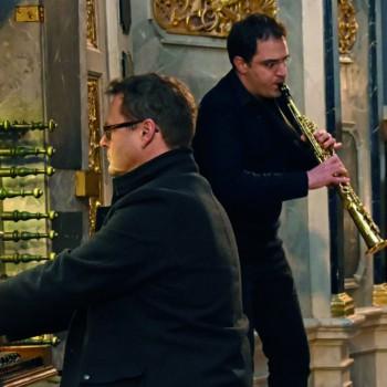 Christoph Hauser & Koryun Asatryan: organ meets sax