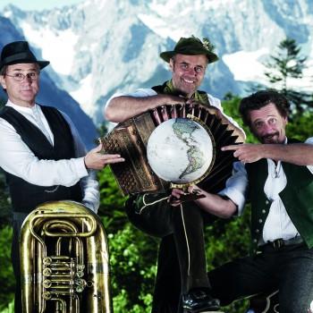 Knedl & Kraut: Bayerische Weltreise
