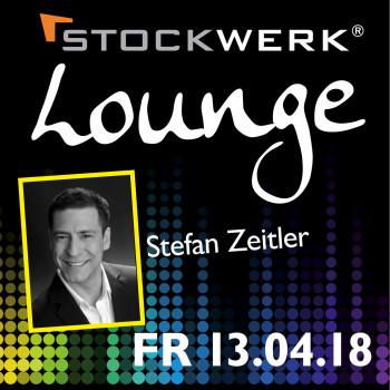 STOCKWERK LOUNGE FRÜHLING! mit DJ Stefan Zeitler
