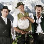 """Knedl & Kraut - """"Bayerische Weltreise"""""""