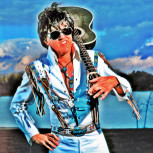 Shawn Vegvary: Return to Elvis