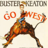 Sven Wortmann: organ meets film - Buster Keaton: Go west