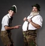 Luggi & Guggi: durch dick und dünn